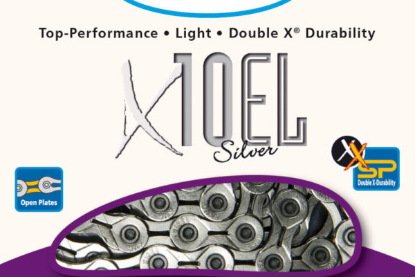 KMC-X10-EL-Silver-10-Speed-Chain