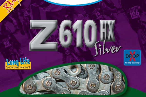 KMC-Z610-HX-Silver-Chain