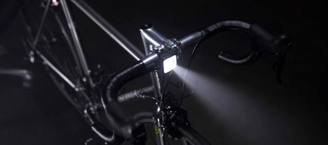 Pedaling at night ? See the light....