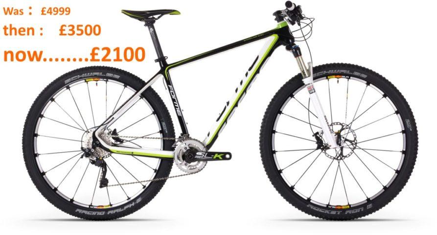 Winter Bike Sale Now on...