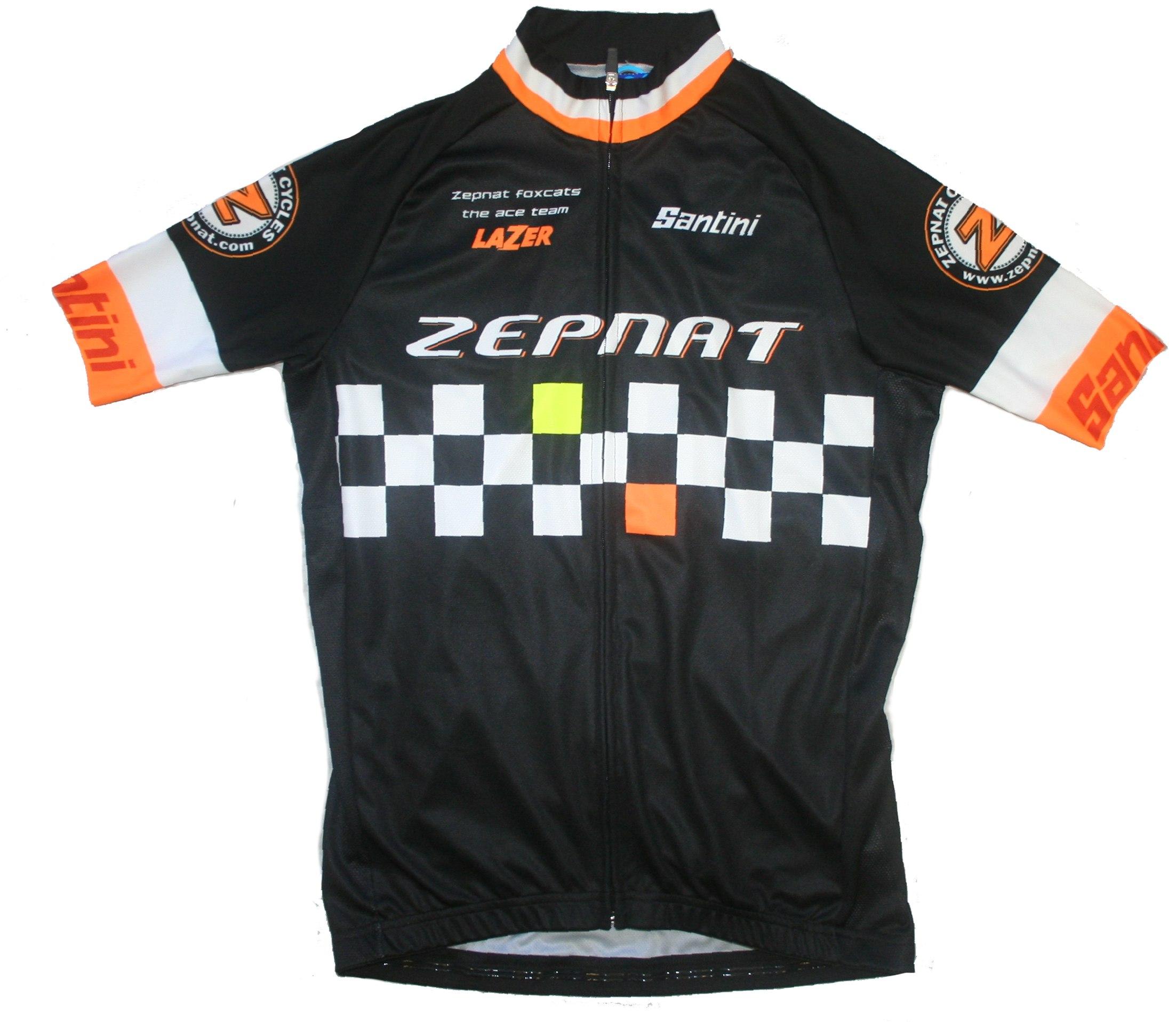 Zepnat Team Kit  - Short Sleeve Sleeve Sleeve Jersey 2018/2019 3b91d9
